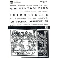 Introduction to architecture studies