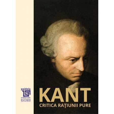 Paideia Critica raţiunii pure - Immanuel Kant E-book 70,00 lei E00002301