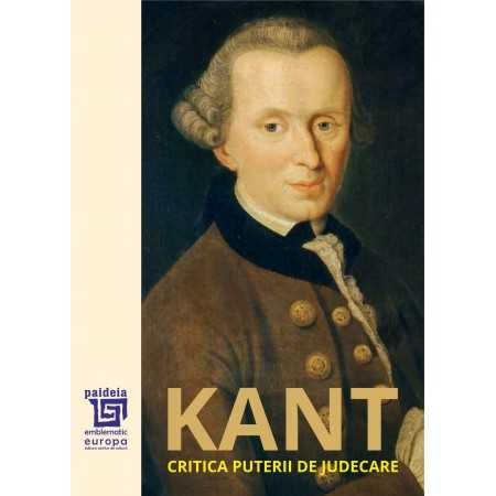 Paideia Critica puterii de judecare - Immanuel Kant E-book 30,00 lei E00002358