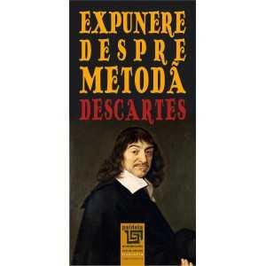 Paideia Expunere despre metodă - René Descartes E-book 15,00 lei E00002349