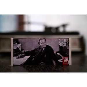 George Enescu - româna-engleză