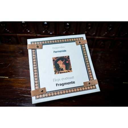 Paideia Harmony-Parmenide Philosophy 420,00 lei