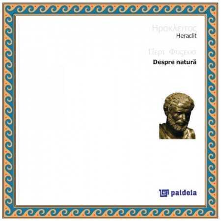 Paideia Heraclit - harmony Imprimate pe hartie manuala 420,00 lei