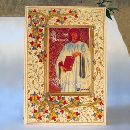 Paideia Decameronul - Giovanni Boccaccio Imprimate pe hartie manuala 520,00 lei