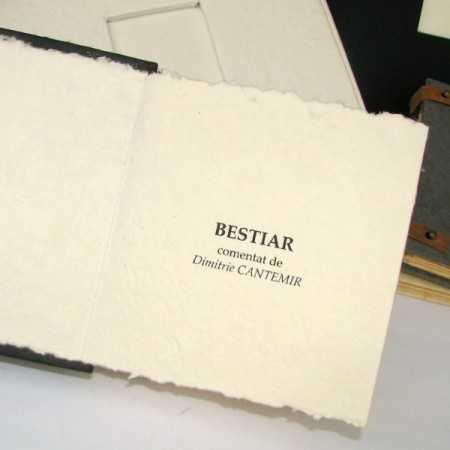 Paideia Bestiar comentat de Dimitie Cantemir Carti pentru cadou 520,00 lei