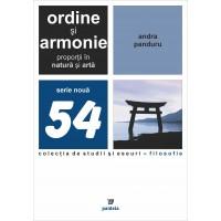 Ordine şi armonie: Proporţii în natură şi artă - Andra Panduru