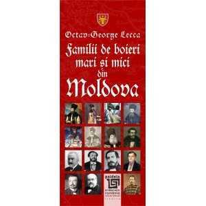 Paideia Large and small boyar families from Moldavia Carte Bonus 0,00 lei