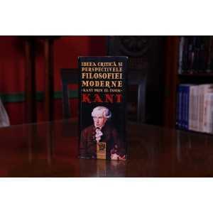 Paideia E-book - Ideea critică şi perspectivele filosofiei moderne. Kant prin el însuşi - Immanuel Kant Carte Bonus 0,00 lei