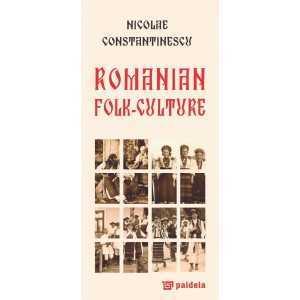 Paideia E-book - Romanian folk culture, L2 - Nicolae Constantinescu Carte Bonus 0,00 lei