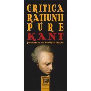 Paideia E-book - raţiunii pure - Immanuel Kant Carte Bonus 0,00 lei