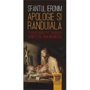 Paideia Apologie şi rânduială - Sfântul Ieronim, Studii introductive, traduceri şi note de DAN NEGRESCU E-book 10,00 lei