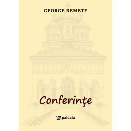 Paideia Conferințe - George Remete Teologie 54,00 lei