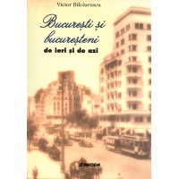 Bucharest and its people from nowadays