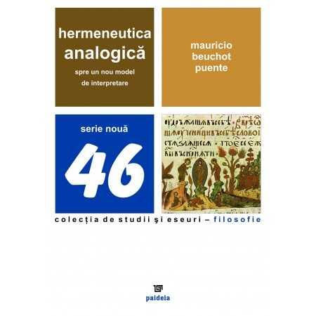 Paideia The analogical hermeneutics Philosophy 28,00 lei