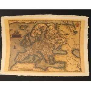 Paideia Hărți - Atlas Ortelius - hârtie manuală Imprimate pe hartie manuala 55,00 lei