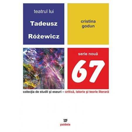 Paideia Tadeusz Rozewicz's theater Letters 63,58 lei