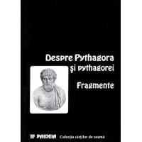 Despre Pythagora si pythagorei (fragmente) - Mihai Nasta