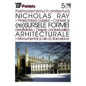 Paideia (re)Sources of architectural fashion Arts & Architecture 27,94 lei