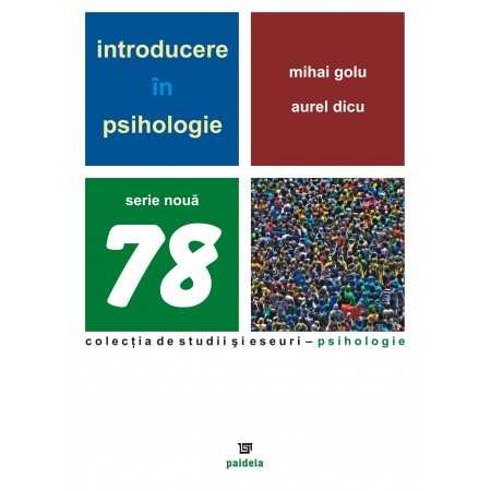 Introduction to psychology E-book 15,00 lei