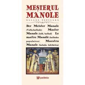 Manole (in romanian, german, english, french, spanish)
