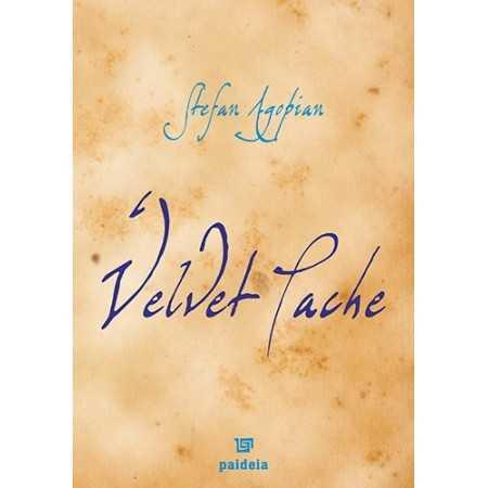 Paideia Velvet Tache Letters 61,27 lei