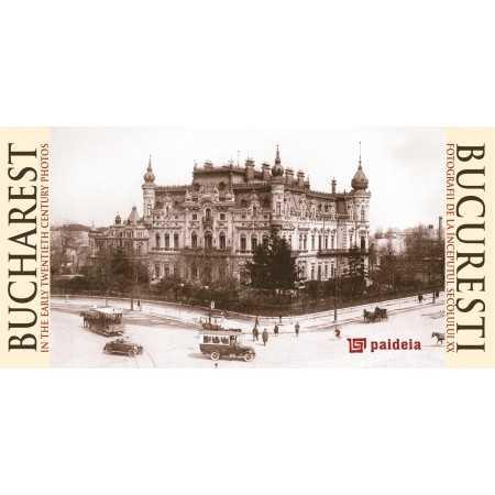Paideia Bucuresti in carti postale de la inceputul sec. XX - ed. bilingva-Paideia Emblematic Romania 25,00 lei 0705P
