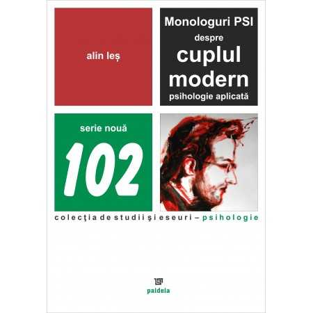 Paideia PSI monologues on modern couples. Applied psychology Social Studies 19,00 lei