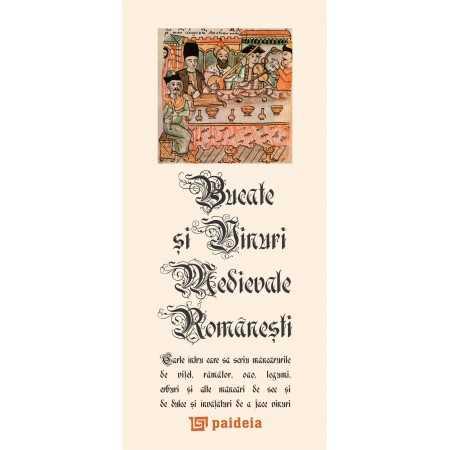 Bucate si vinuri medievale romanesti