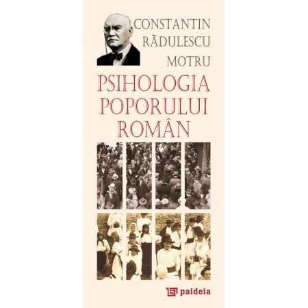Paideia Psychology of the Romanian people Psychology 20,00 lei