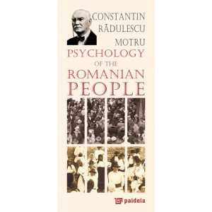 Psychology of the Romanian People - Constantin Rădulescu-Motru, Radu Iancu