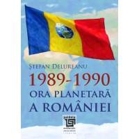 1989-1990. Ora planetară a României - Ştefan Delureanu