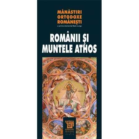 Romanian Orthodox monasteries - Athos Mountain Theology 20,00 lei