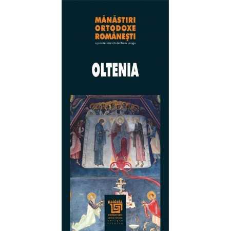 Paideia Romanian Orthodox monasteries - Oltenia Theology 23,00 lei