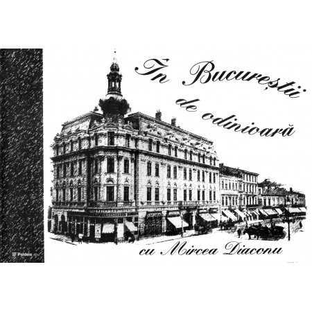 Paideia Bucharest as it was aforetime with Mircea Diaconu. Album Letters 173,00 lei